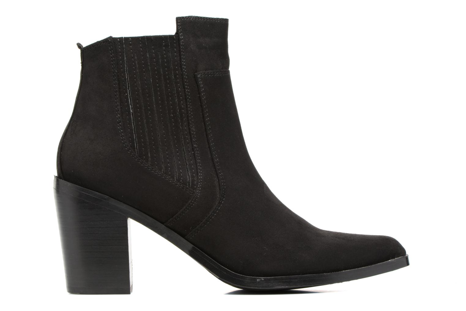 Ankle boots Chattawak Laurence Black back view
