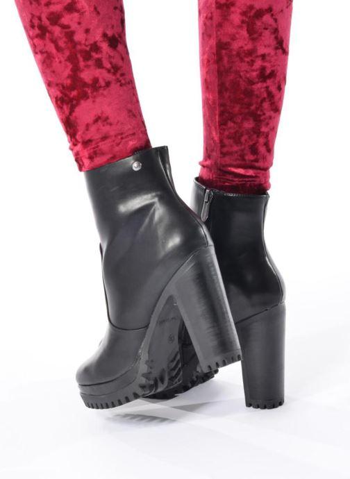Boots en enkellaarsjes Chattawak Manon Zwart onder