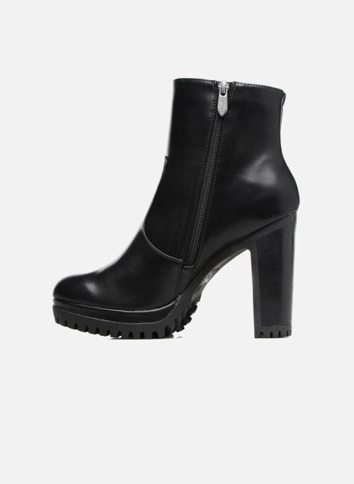 Boots en enkellaarsjes Chattawak Manon Zwart voorkant