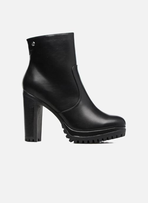 Boots en enkellaarsjes Chattawak Manon Zwart achterkant
