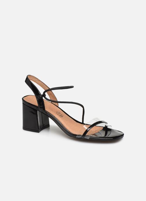 Sandales et nu-pieds Chattawak Marine Noir vue détail/paire