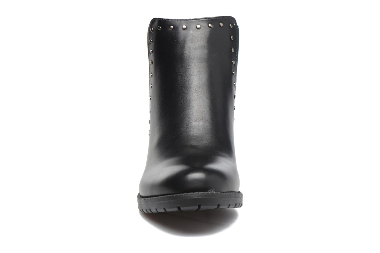Stiefeletten & Boots Chattawak Marine schwarz schuhe getragen