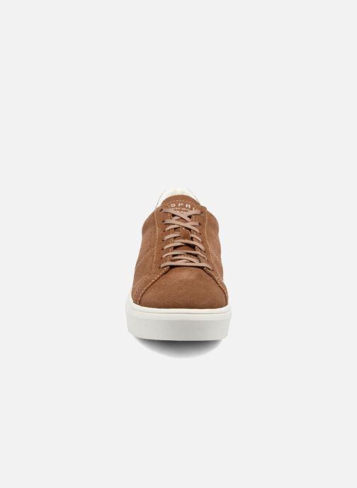 Sneakers Esprit Elda Brun bild av skorna på