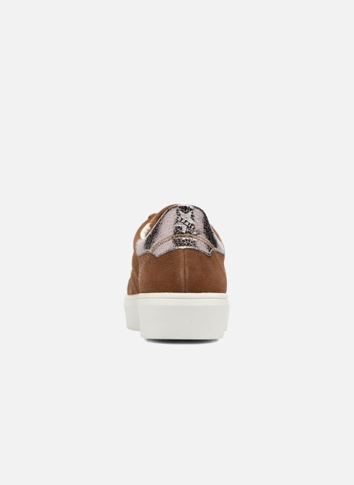 Sneakers Esprit Elda Brun Bild från höger sidan