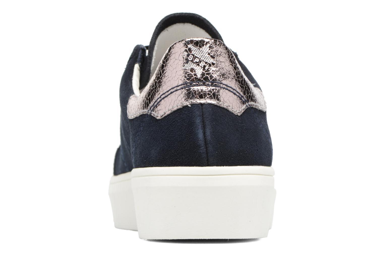 Sneakers Esprit Elda Azzurro immagine destra