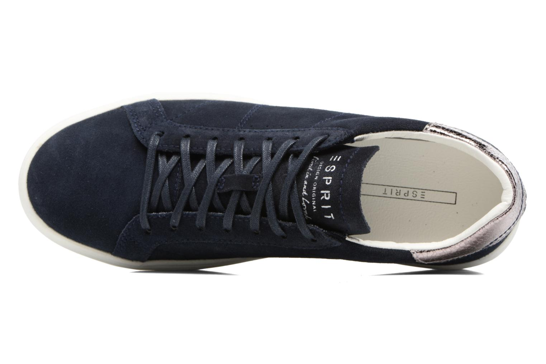 Sneakers Esprit Elda Azzurro immagine sinistra
