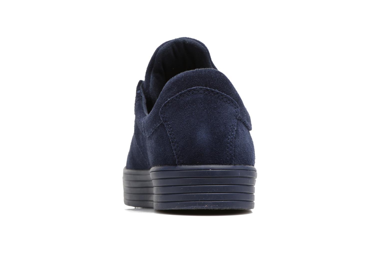Baskets Esprit Sita lace up Bleu vue droite