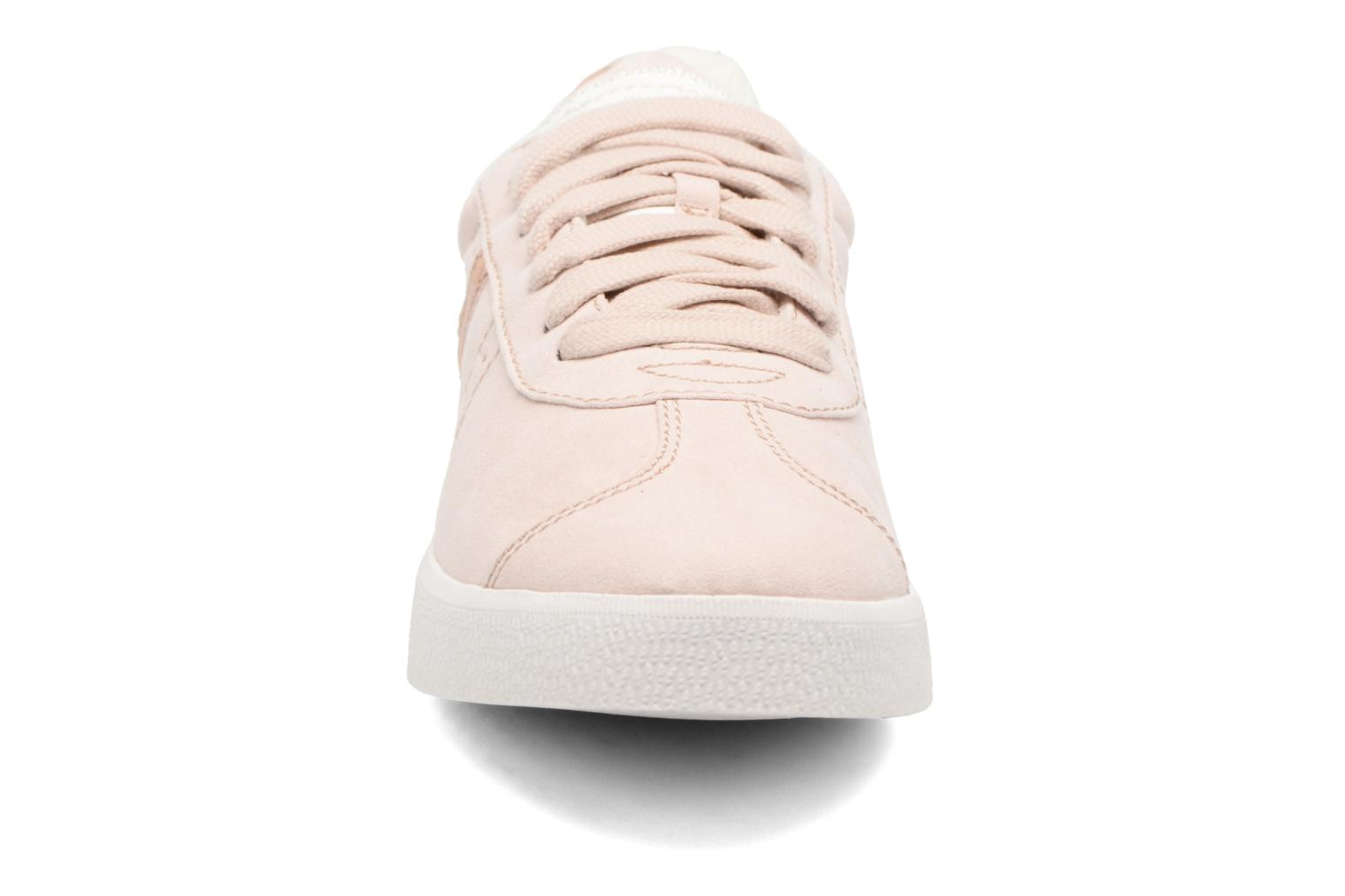 Trainers Esprit Gweneth lou Beige model view