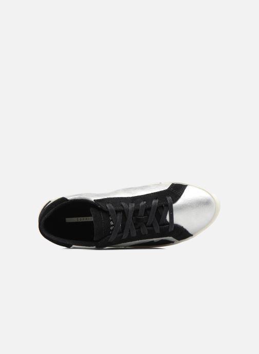 Sneakers Esprit Vera lou Argento immagine sinistra