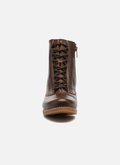 Boots en enkellaarsjes Art HARLEM 927 Bruin model