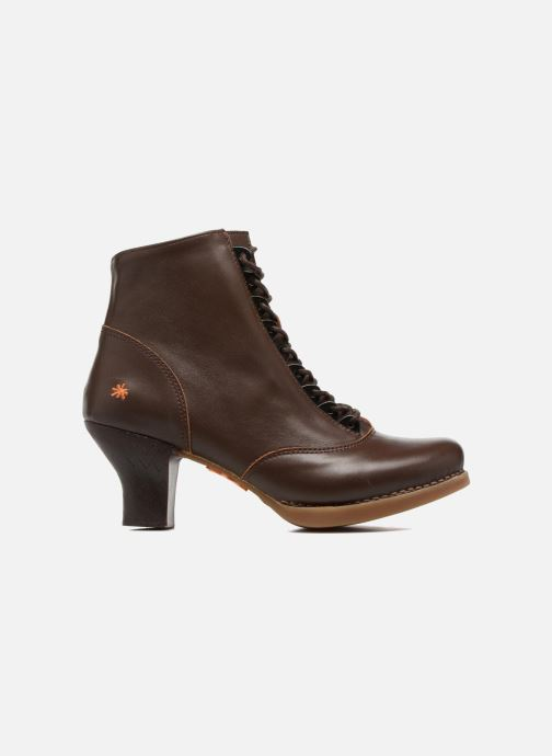 Boots en enkellaarsjes Art HARLEM 927 Bruin achterkant