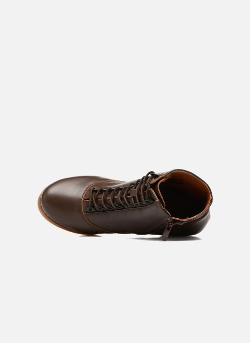 Bottines et boots Art HARLEM 927 Marron vue gauche