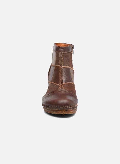Bottines et boots Art AMSTERDAM 1054 Marron vue portées chaussures
