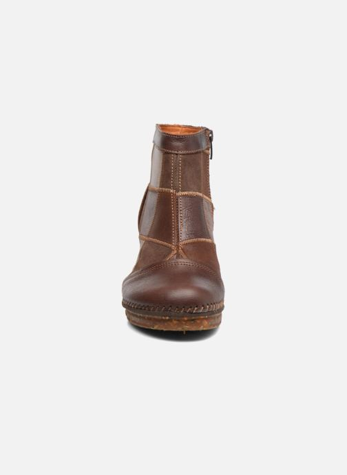 Boots en enkellaarsjes Art AMSTERDAM 1054 Bruin model