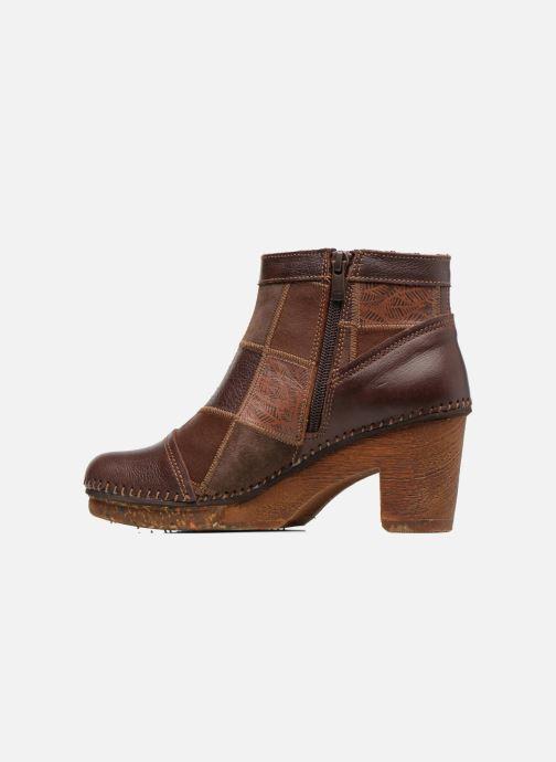 Stiefeletten & Boots Art AMSTERDAM 1054 braun ansicht von vorne