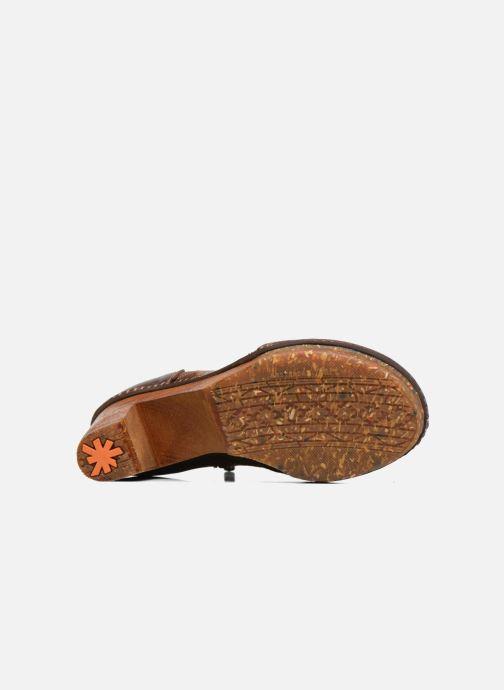 Stiefeletten & Boots Art AMSTERDAM 1054 braun ansicht von oben
