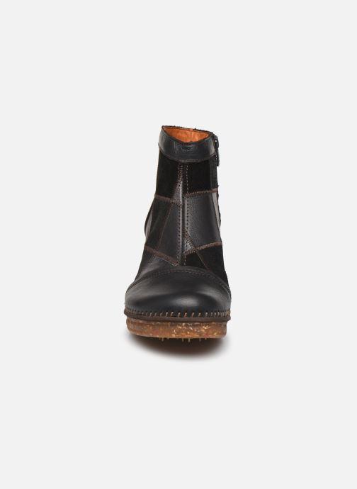 Bottines et boots Art AMSTERDAM 1054 Noir vue portées chaussures