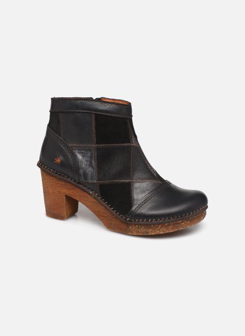 Bottines et boots Art AMSTERDAM 1054 Noir vue détail/paire