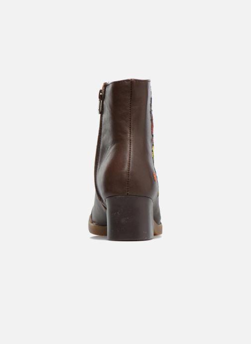 Boots en enkellaarsjes Art BRISTOL 1200 Bruin rechts