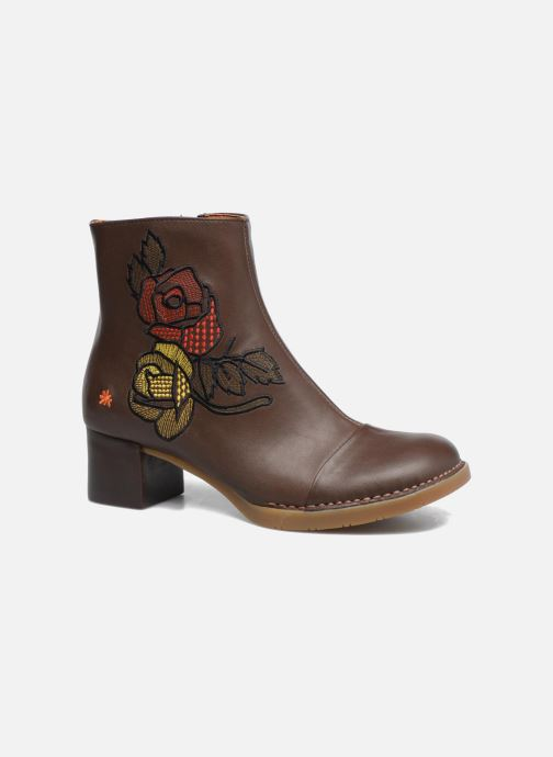 Boots en enkellaarsjes Art BRISTOL 1200 Bruin detail