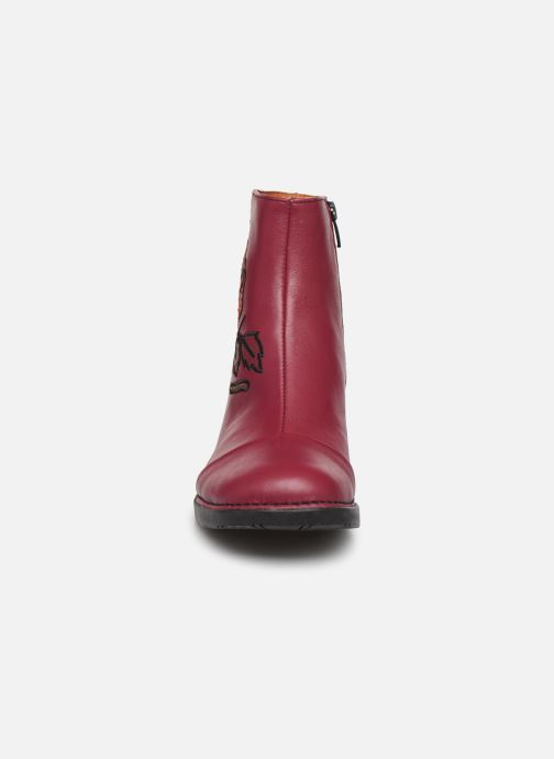 Bottines et boots Art BRISTOL 1200 Bordeaux vue portées chaussures