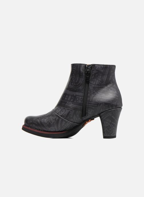 Bottines et boots Art ST TROPEZ 1073 Noir vue face