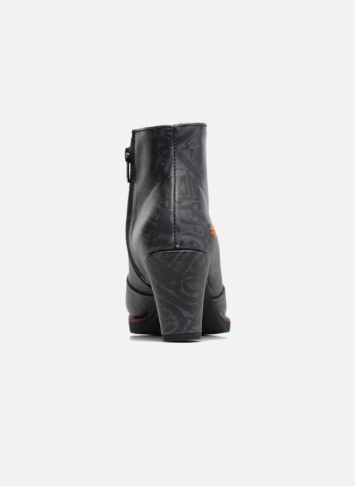 Bottines et boots Art ST TROPEZ 1073 Noir vue droite