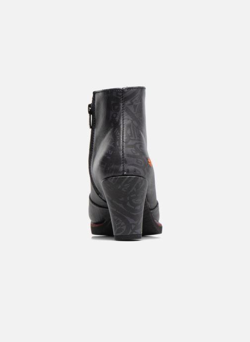 Stiefeletten & Boots Art ST TROPEZ 1073 schwarz ansicht von rechts