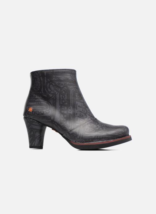 Bottines et boots Art ST TROPEZ 1073 Noir vue derrière