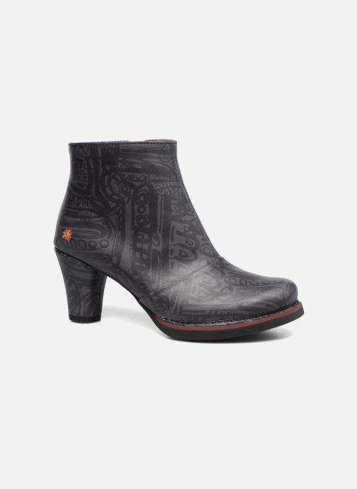 Stiefeletten & Boots Art ST TROPEZ 1073 schwarz detaillierte ansicht/modell