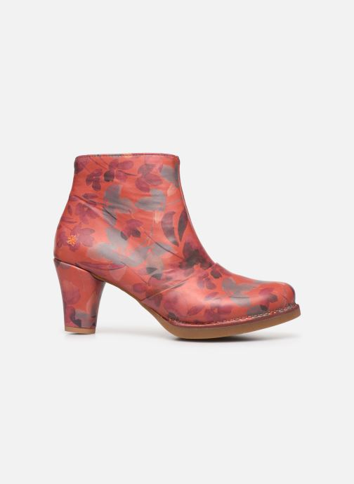 Bottines et boots Art ST TROPEZ 1073 Orange vue derrière