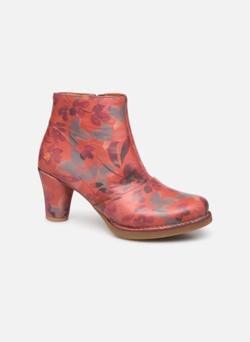 Bottines et boots Art ST TROPEZ 1073 Orange vue détail/paire