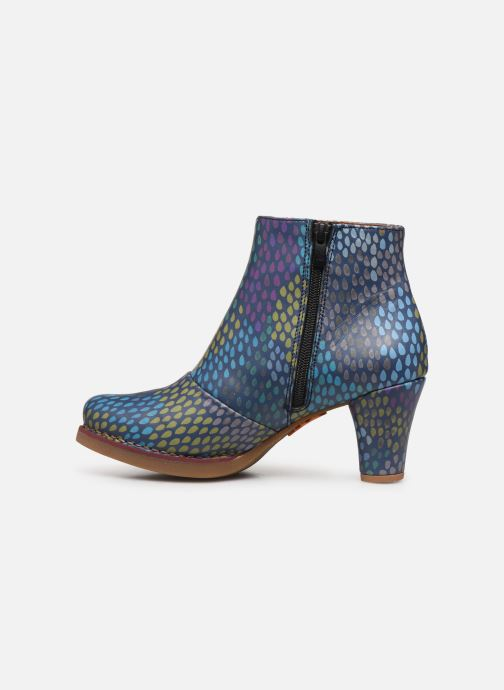 Bottines et boots Art ST TROPEZ 1073 Multicolore vue face