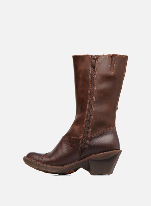Bottines et boots Art OTEIZA 1221 Marron vue face