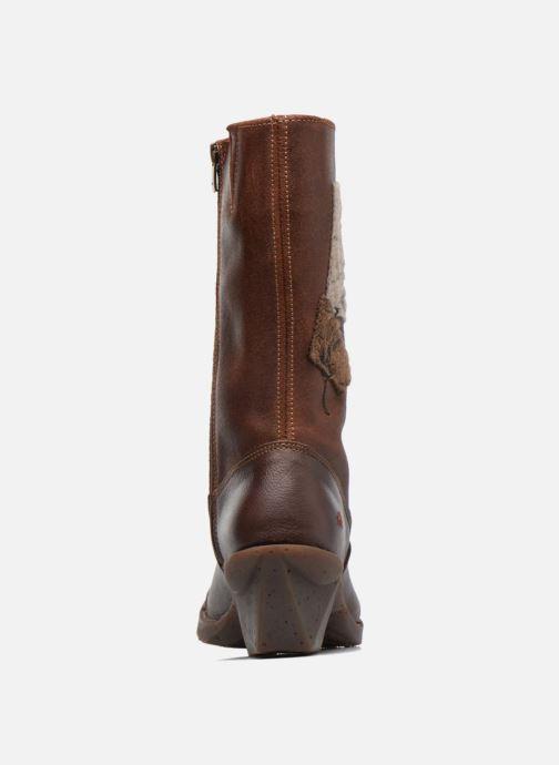 Stiefeletten & Boots Art OTEIZA 1221 braun ansicht von rechts