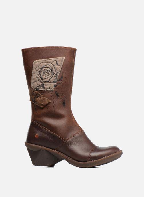 Stiefeletten & Boots Art OTEIZA 1221 braun ansicht von hinten