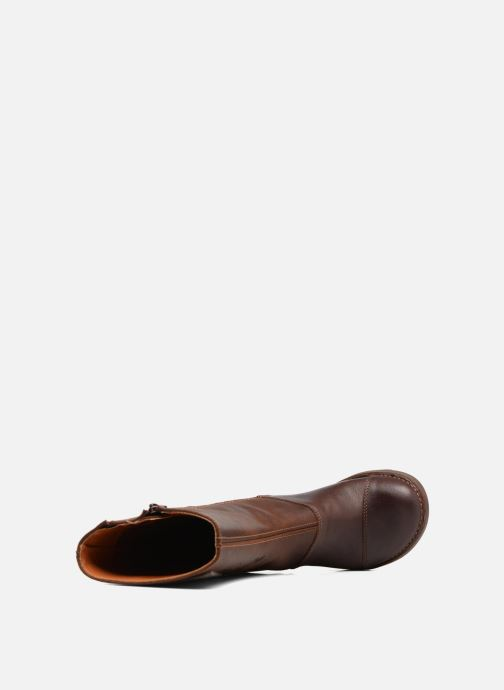 Bottines et boots Art OTEIZA 1221 Marron vue gauche