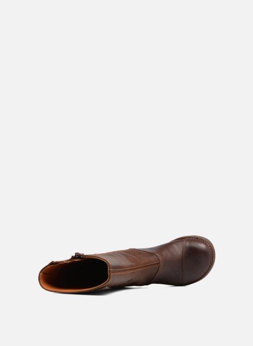 Stiefeletten & Boots Art OTEIZA 1221 braun ansicht von links