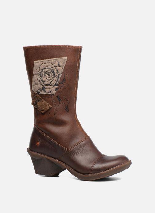 Stiefeletten & Boots Art OTEIZA 1221 braun detaillierte ansicht/modell