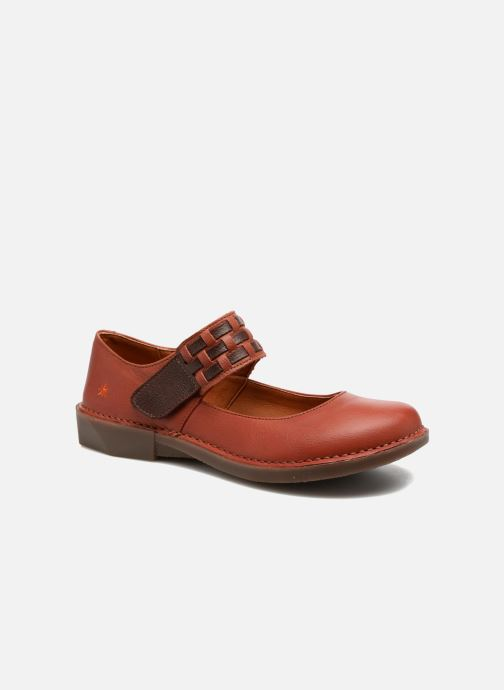 5b109ecc59da03 Art BERGEN 1210 (Orange) - Ballerines chez Sarenza (298448)