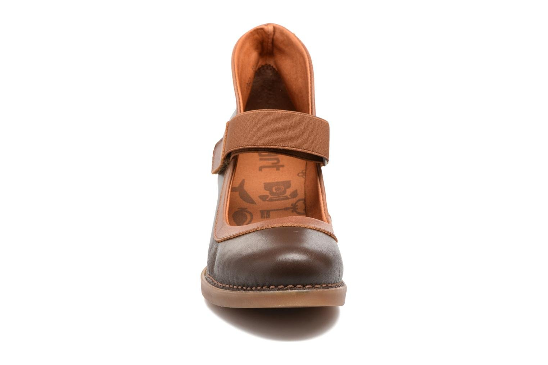 High heels Art HARLEM 1062 Brown model view
