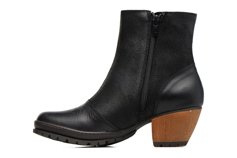 Bottines et boots Art OSLO 1231 Noir vue face
