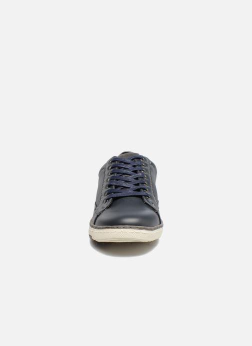 Baskets I Love Shoes SYLVAN Bleu vue portées chaussures
