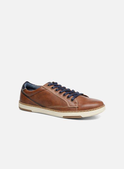 Baskets I Love Shoes SYLVAN Marron vue détail/paire