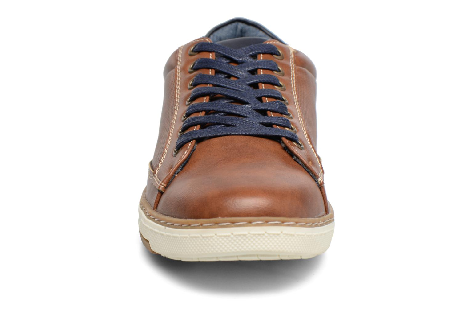 Trainers I Love Shoes SYLVAN Brown model view