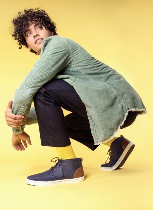 I Love Shoes Sigfried (bleu) - Baskets Chez