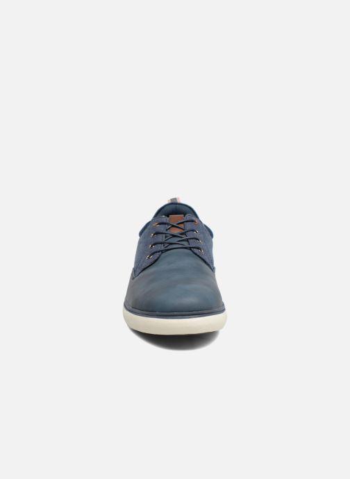 Baskets I Love Shoes SOLAL Bleu vue portées chaussures