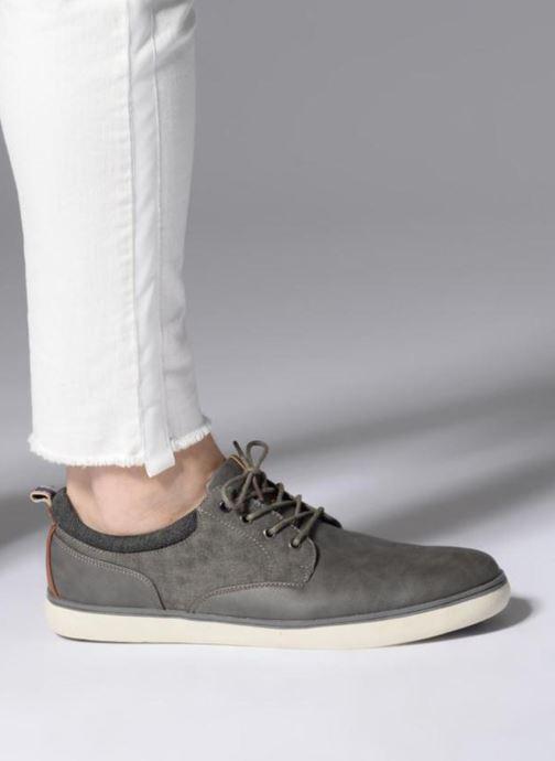 Deportivas I Love Shoes SOLAL Gris vista de abajo