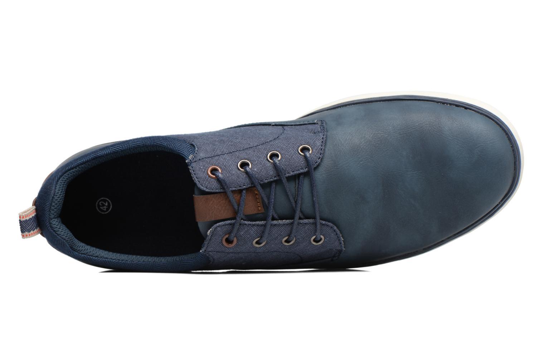 Sneaker I Love Shoes SOLAL blau ansicht von links