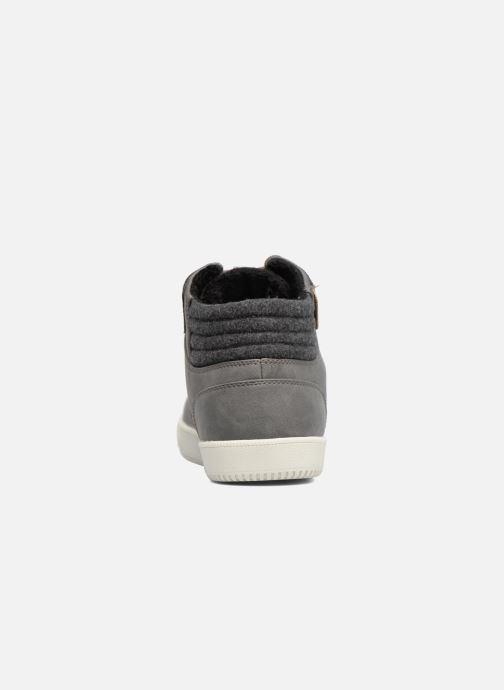 Sneaker I Love Shoes SOANE grau ansicht von rechts